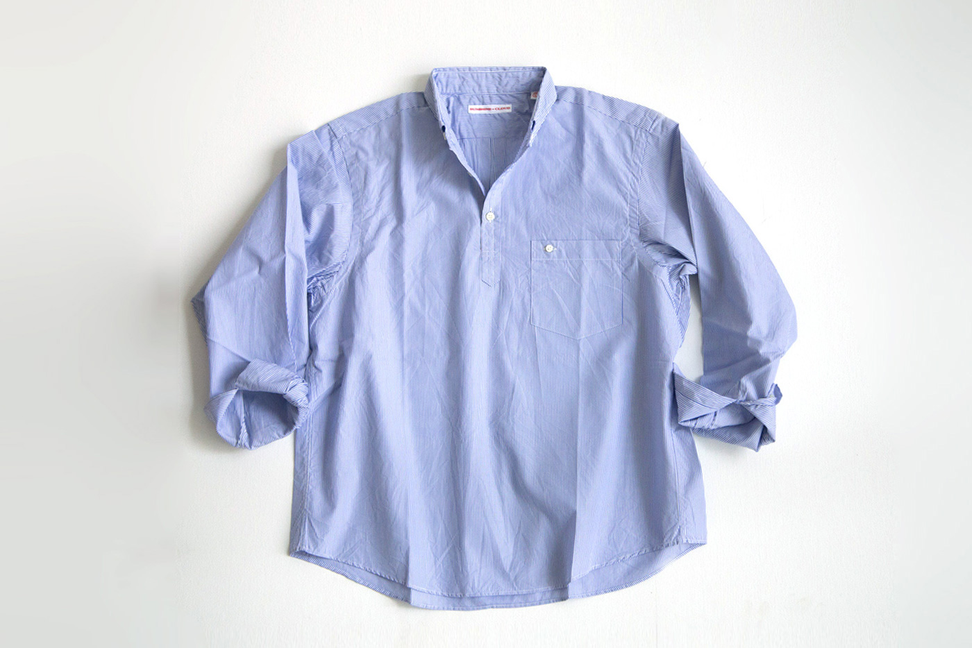 SUNSHINE + CLOUD / THOMAS MAISON SLIPON SHIRTS
