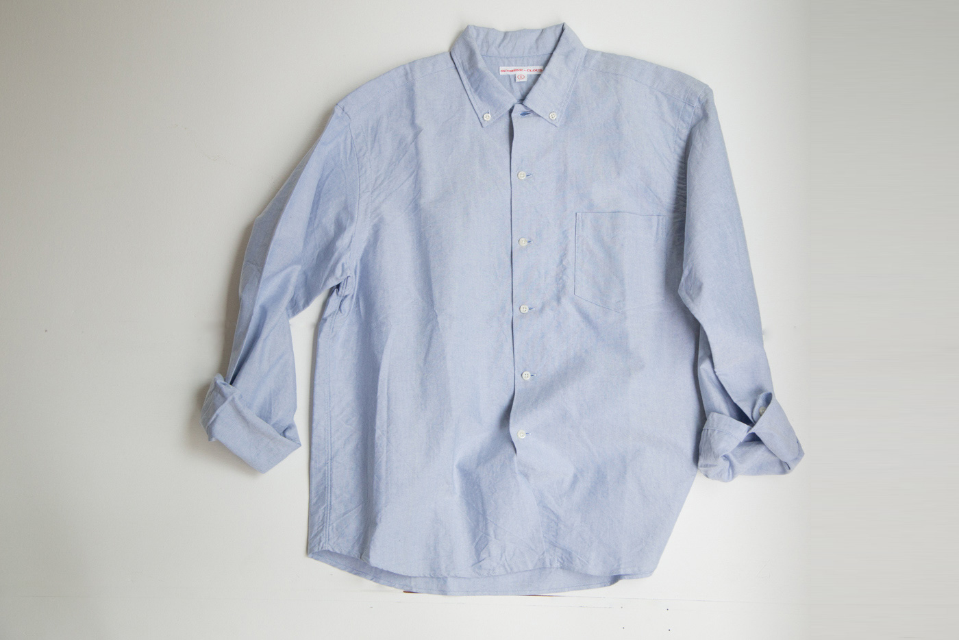 SUNSHINE + CLOUD / OXFORD NEW WEST SHIRTS