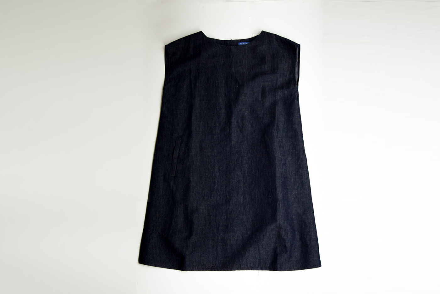 SEA SALT / SHIFT DRESS